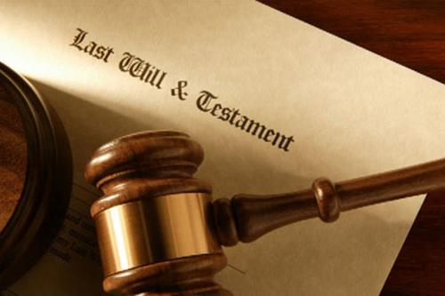 Testamentos, Legalización De Testamentos, Y Sucesiones